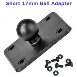 17mm Short Ball Adapter