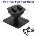 Tilt-n-Turn Dual T-Tab