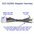 DCI Adapter Harness