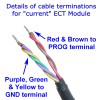 Programming Cable for ECT Modules