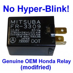 LED Turn Signal Relay