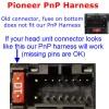 Pioneer PnP Harness