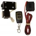 Seat Belt Lock with Remote