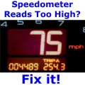 Yellow Jacket (speedometer fix)