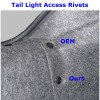 Tail Light Access Rivet