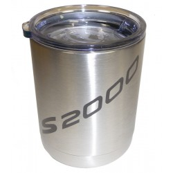 10 oz Stainless Tumbler + Lid