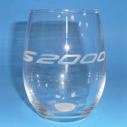 S2000 Logo Glasses - Set of 4