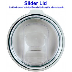 Slider Lid for 20 oz Stainless Steel Cup