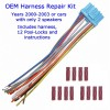 OEM Stereo Harness Repair Kit