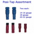 Posi-Tap Assortment