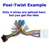 Posi-Twist Splice Kit